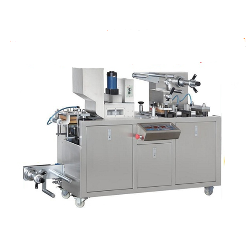 Automatic toothbrush blister packaging machine/blister packing machine