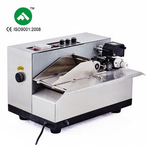 expiry date coding machine supplier, hot solid ink roll automatic date batch coding machine, MY380 exp date coding machine