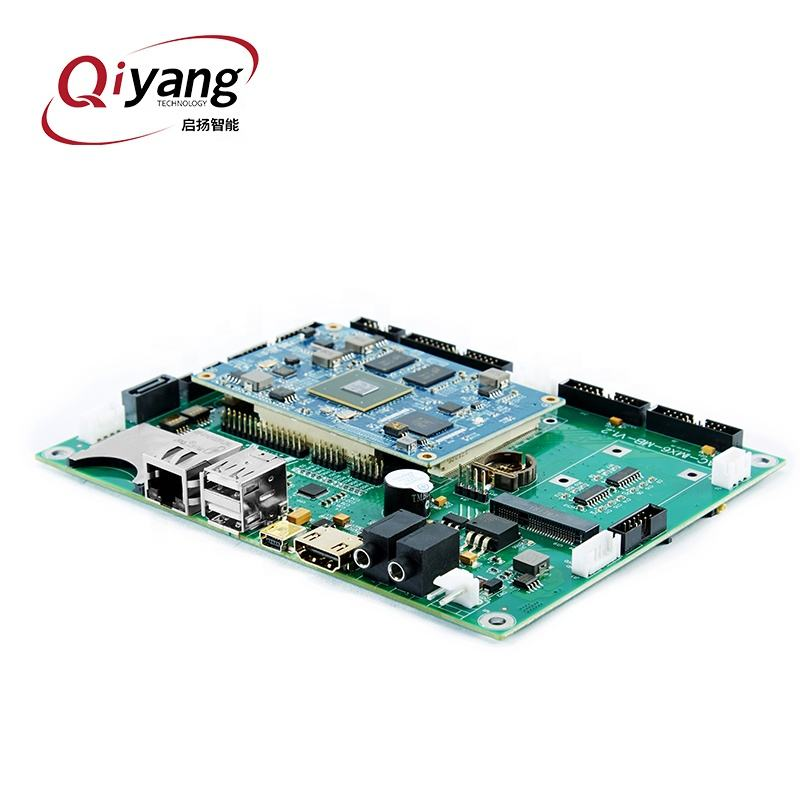 ARM development board based I.MX6 cortex a9 processor support DDR3,LPDDR2 memory
