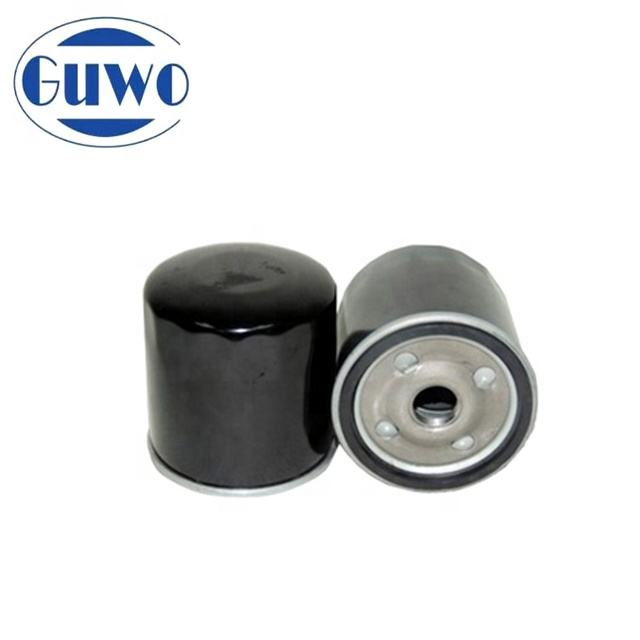 Custom design M 18 x 1.5 mm iron+filter paper oil filter 96879797 for Chevrolet/Opel
