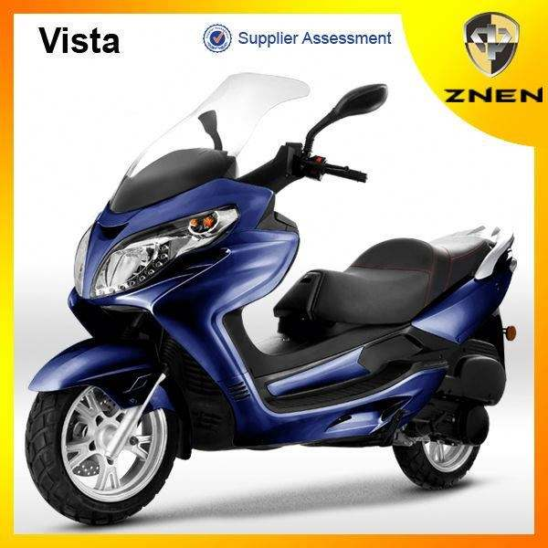 2017 China VISTA scooter 250cc luz led 4 tiempos motor de luz led CEE EPA DOT de bicicleta de carreras de motor de scooter