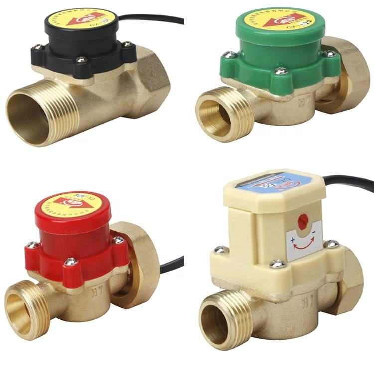 AC 220 V Easy Contact installation Automatic Control Water Flow Sensor Switch