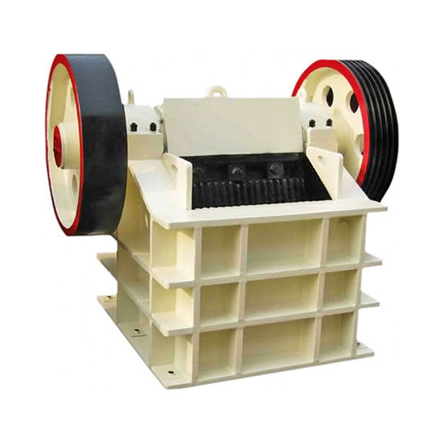 Hot Sale Actinolite Mesin 250 400 Jaw Crusher