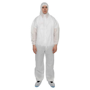 Disposable Nonwoven Work Coverall