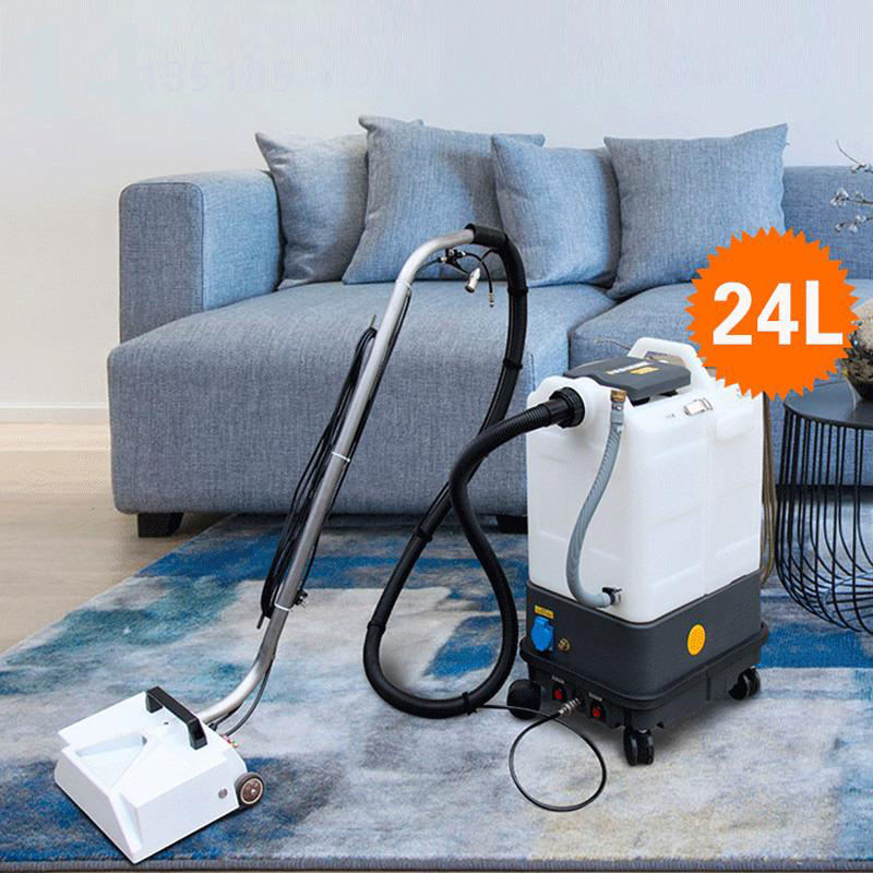 Dry foam sofa cleaning machine hotel hotel seat fabric curtain carpet multi-functional cleaning machine for Hotel
