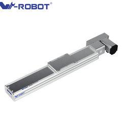 single axis linear sliding stage robot arm for industrial process automation