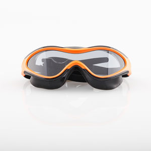 Adult Big Frame TPR Swimming Sport Goggles in Swim Pool GD1457