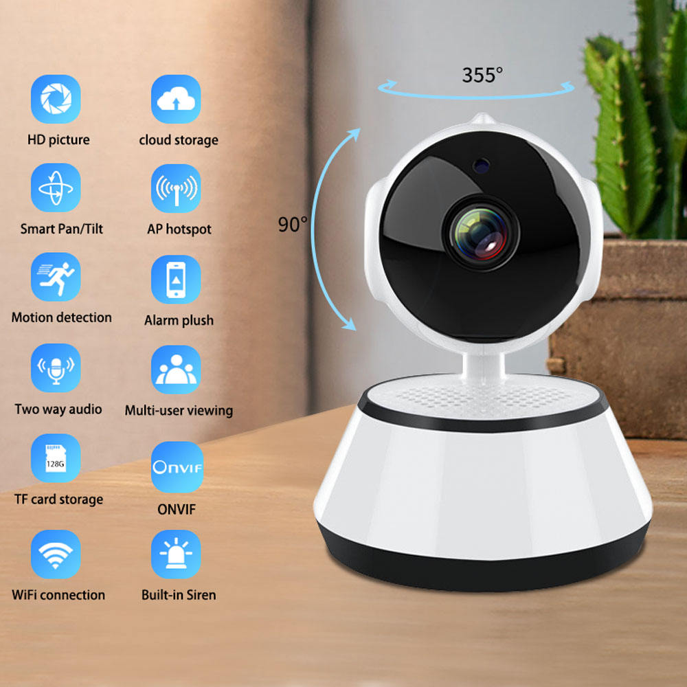 1080P Security Camera-Draadloze Camera