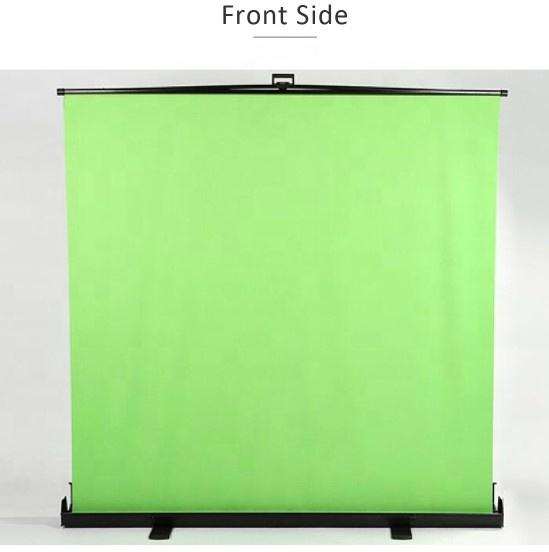 Green Screen Backdrop Collapsible Photo Studio Backdrops Photography