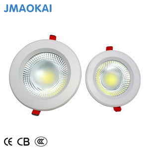 Brand New Surface Mounted Down Light Small LED Recessed Downlight 90mm COB With Driver