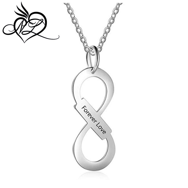 Stainless Steel Silver Gold Black Rose Gold Color Baby Name Phong Engraved Personalized Gifts For Son Daughter Boyfriend Girlfriend Initial Customizable Pendant Necklace Dog Tags 24 Ball Chain