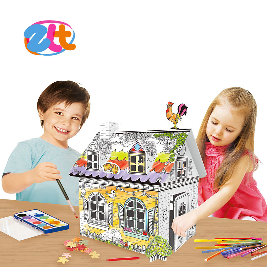 Kids educational writing arts and crafts doodle board painting toys