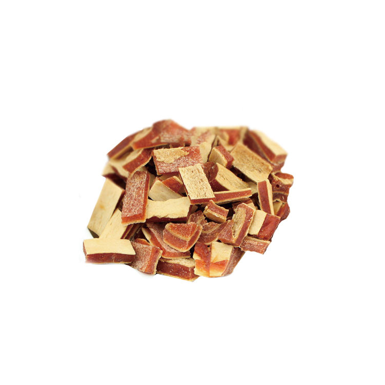 Organic Pet Snack, Chicken & Salmon Cube Cat Treats