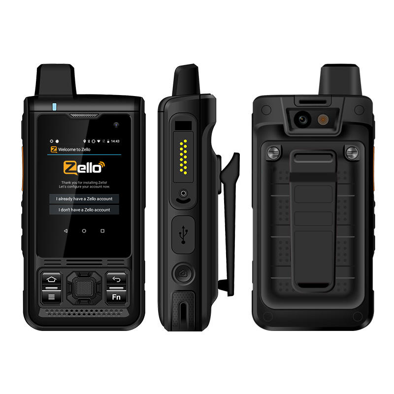 UNIWA B8000 Walkie Talkie Analog Business Radio Portable Walking Talking with Busy Channel Lockout