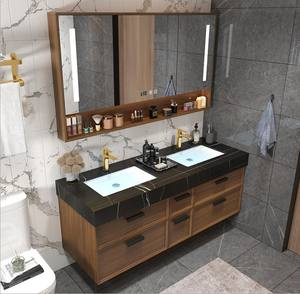 NEW CENTURY DESIGN mirror bathroom cabinets made in Hangzhou