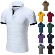 Men's polo shirt summer camisetas    polo  camisetas polo
