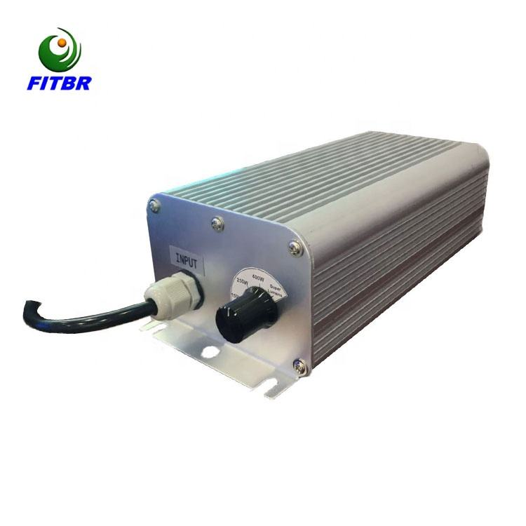 Manufacture certification 600W/1000W digital electronic ballast for hydroponics