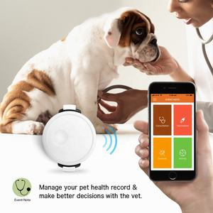 Amazon Bluetooth Activity Pet Fitness Tracker with Mobile APP