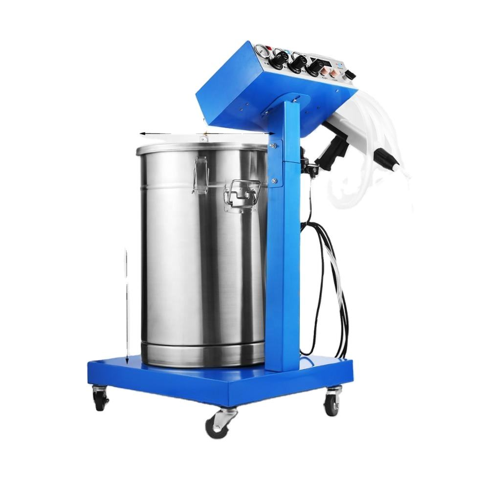 WX-958 Powder Coating System Machine Digital Professional Spay Gun Wholesale