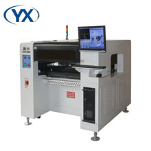 High-quality Full Automatic LED SMT Chip Mounter SMD Mounting Shooter Machine with Manufacturing PCB