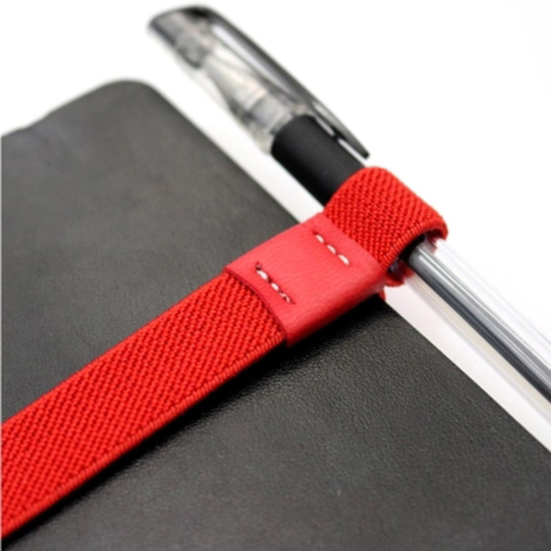 Wholesale Belt Elastic Pen Loop For A5 A6 Journal Notebook