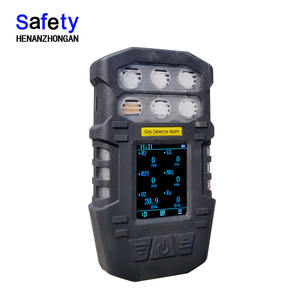 gas detector 6 in 1 gas analyzer NH3