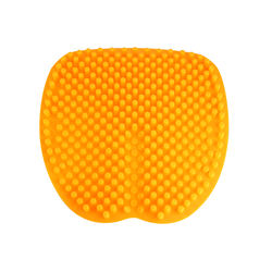 Factory Price Honeycomb Design Wheelchairs Office Car Cool Ice Silicone Gel Seat Pad Mat Cushion