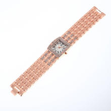 Woman Watches Rose Gold Top Brand Luxury Watch Women  Wristwatch Ladies Girls Watches 2020 Fashion