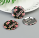 Custom Anime Round Tin Badge/Pin Tin Button Badges Tin Badge Manufacturers