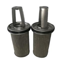 Marine filter element