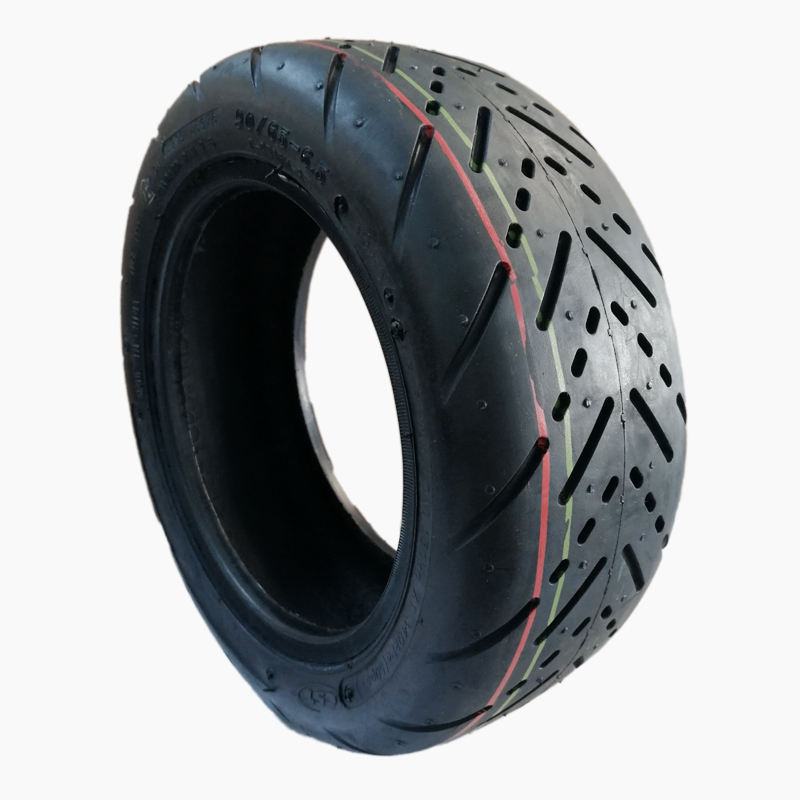 Inflatable Rubber Pneumatic Tire Scooter Tyre Wheel 90/65-6.5 11 Inches Road CST Tire for Dualtron Thunder scooter