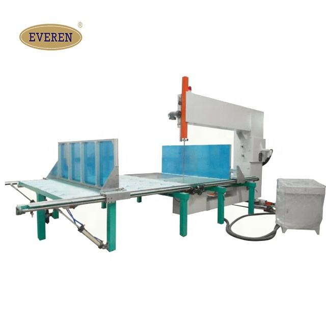EELQ-4LB Automatic Vertical Sponge Foam Cutting Machine