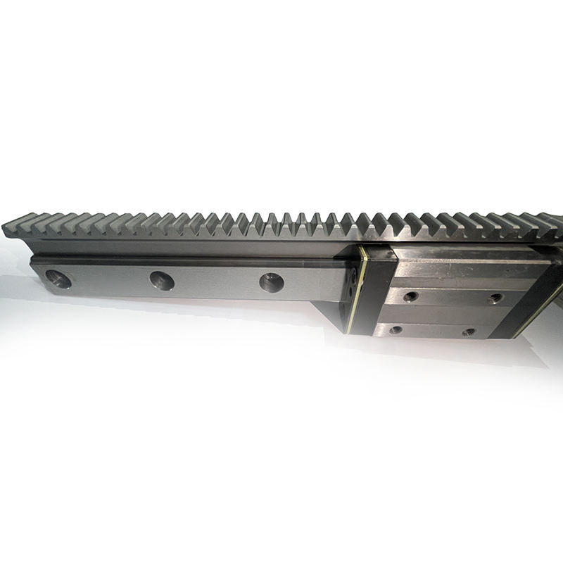 Wholesales Cheapest Price Din8 Din6 Cnc Machine Helical Gear Rack And Pinion And Linear Slide Guide