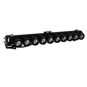 Super brillante IP68 impermeable Barra de luz led al por mayor led modular camión lightsingle fila offroad led luz de conducción