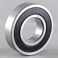High Quality Motorcycle Wheel Bearing 6203 2RS small clearan