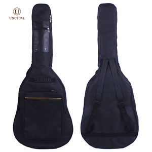 Wholesale cheap 41 inch polyester shoulder music guitar bag