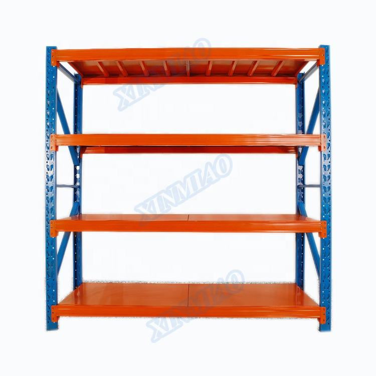 500KG Loading Capacity Medium Duty Warehouse Rack For Sale By Manufacturer