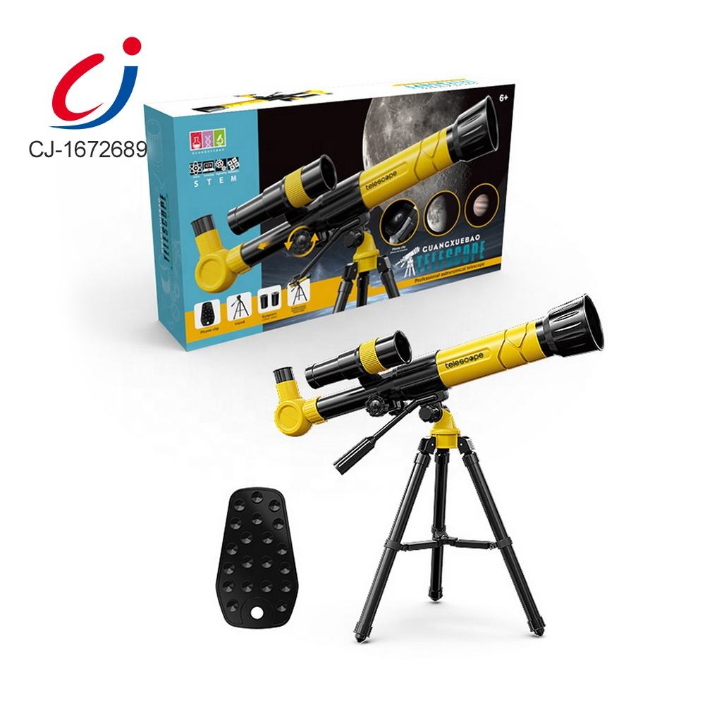 Latest Toys Kid Educational Adjustable Outdoor Telescope, Kids Science Multi-Coated Lenses Telescope With High Precision Finder