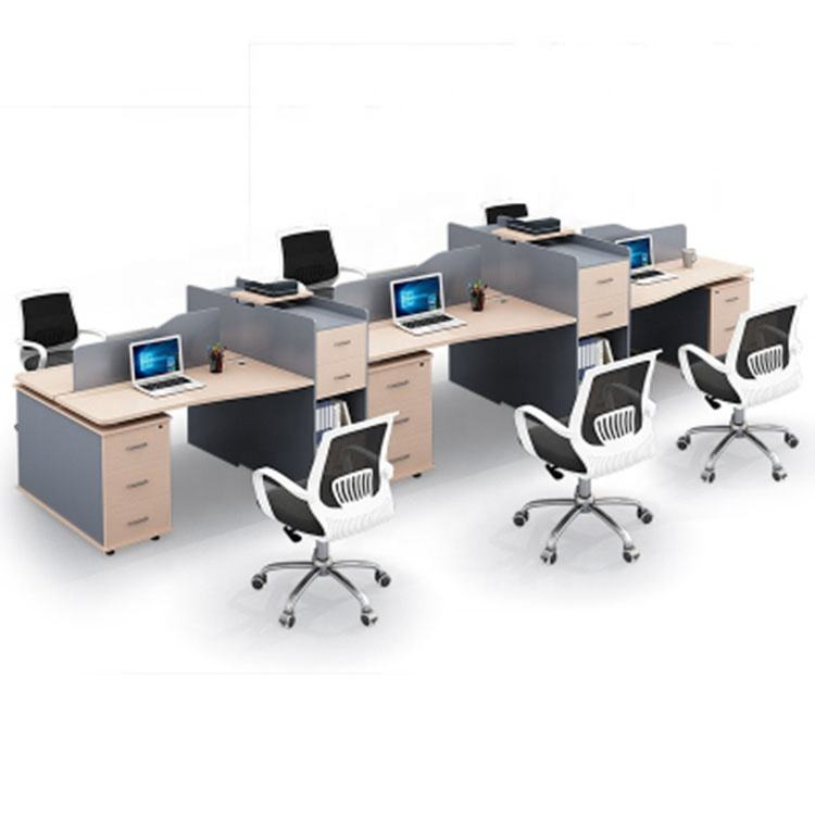 Di alta qualità di disegno semplice call center workstation cubicolo cheep ufficio workstation workstation modulata