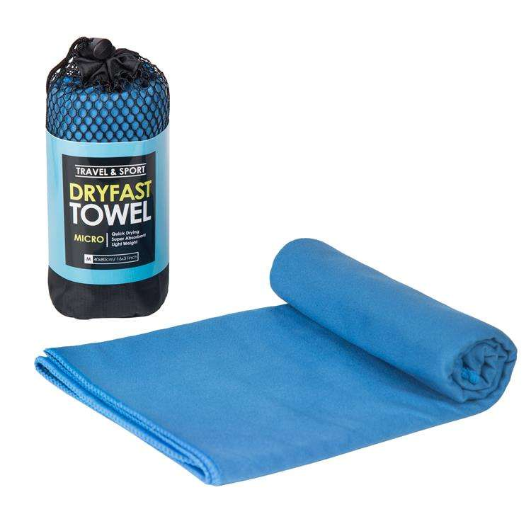 Wholesale Super Absorbent Fast Drying Microfiber Sports Gym Towel