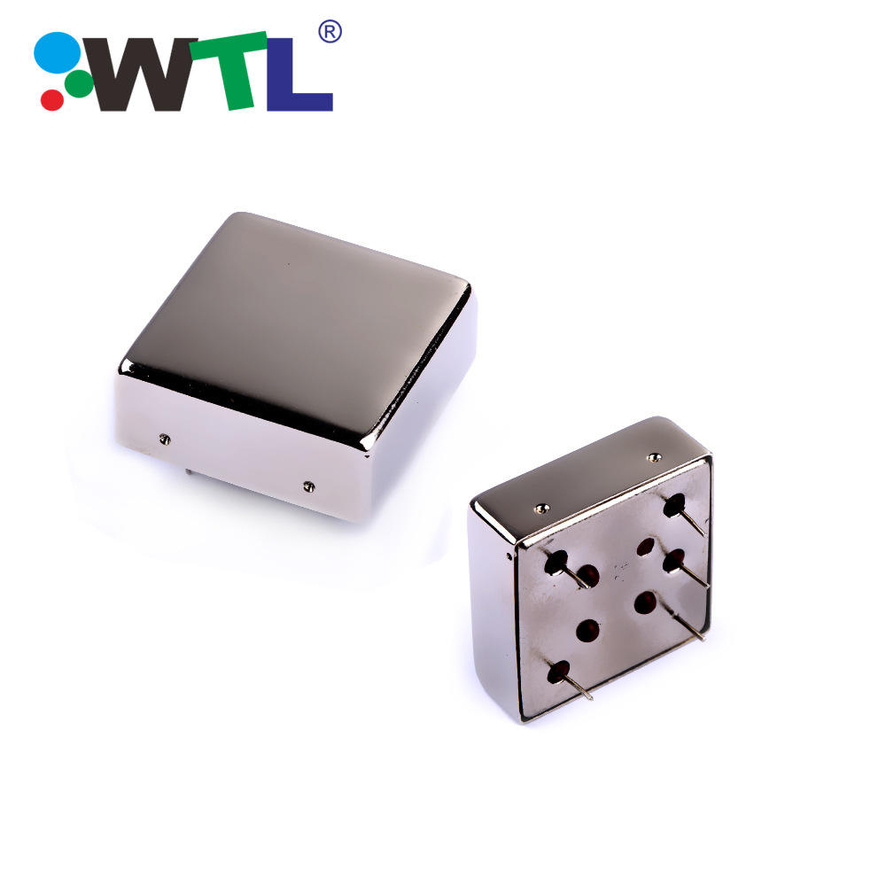 Free Sample WTL Ultra-precision 25.4*25.4mm Oven Controlled Crystal Oscillator 5V 0.5ppb OCXO 10MHz