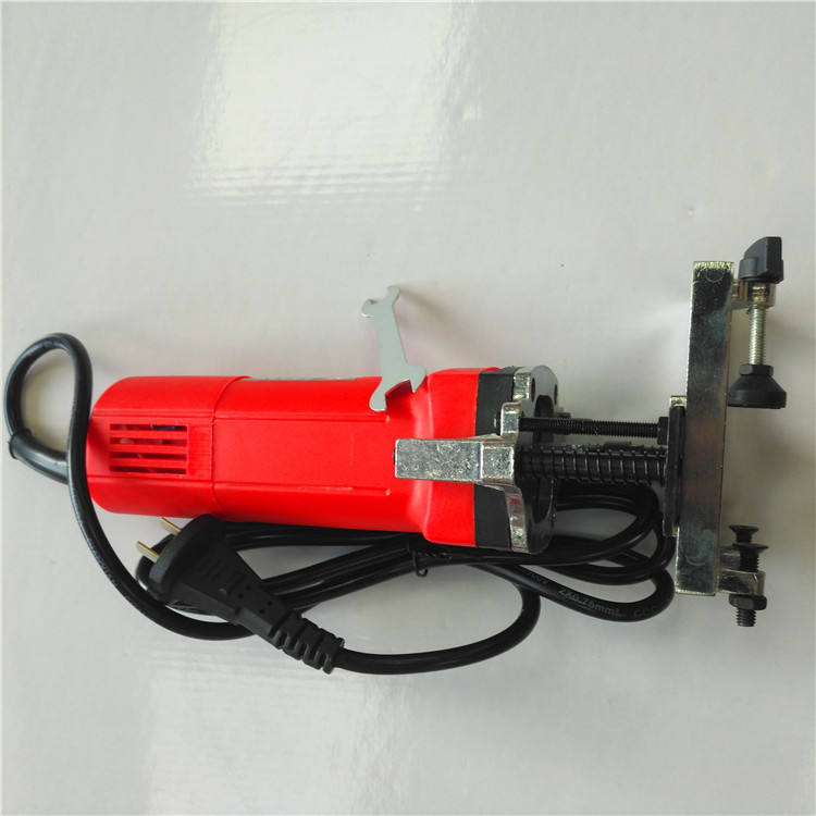 Portable upvc window door portable water slot milling machine price