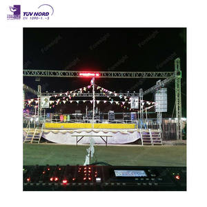 Hot sale Aluminum 6082-T6 ceiling stage sound and lighting truss system