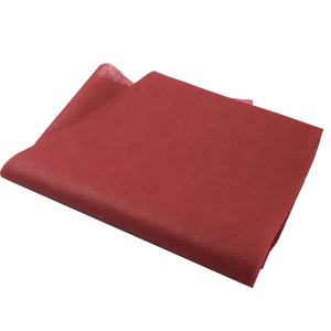 Nonwoven Fabric For Disposable Tablecloth /colour tablecloth cover use for table covers