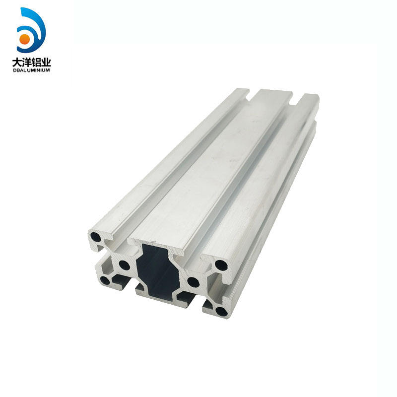Aluminium Profile Extrusion Trade Assurance 6000series 6063 T5 Extruded Aluminium Ladder Extrusions Profiles For Philippine Aluminum Ladder Profie