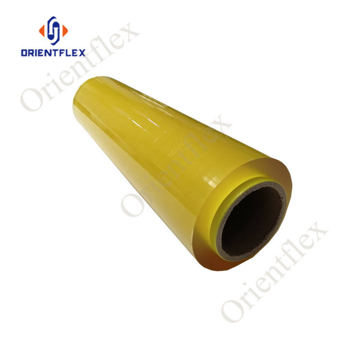Casting Processing Type PVC Cling Film Food Grade
