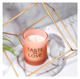 Candles Upscale 130g Pillar Custom Logo Aromatherapy Scented Candles With Glass Jar