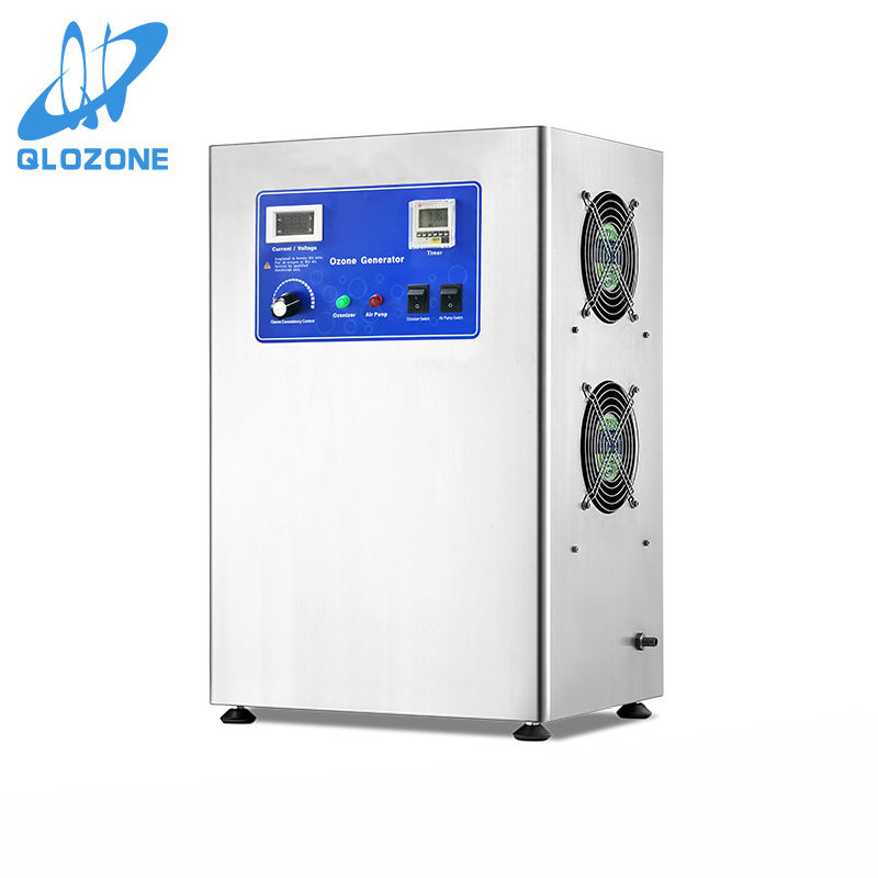 QILI 2020 new 20g cold corona discharge industrial price water ozone generator