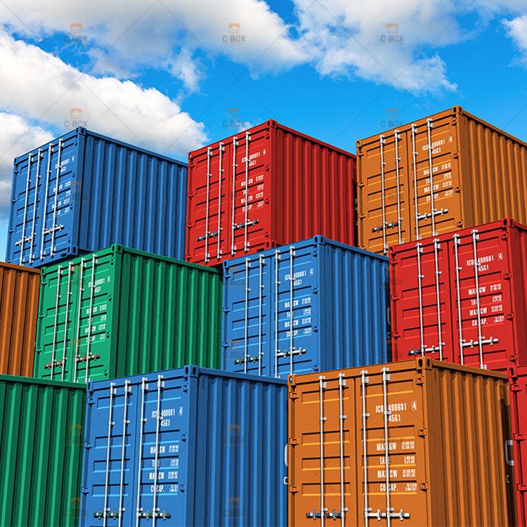 Modificado envío contenedor de casa/oficina Precio de contenedor/prefabricada casa contenedor