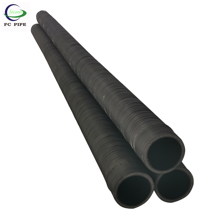 Hd Pipe Concrete Pump End Rubber Hose Concrete Pumping